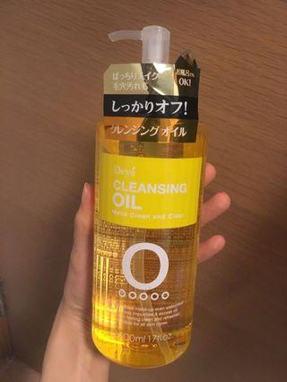 日本 卸妝油 cleansing oil 500ml