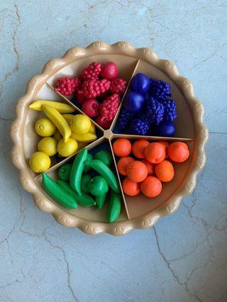 Learning Resources fun sorting pie - Educational