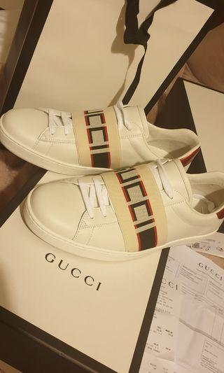 Gucci men's sneakers size 8