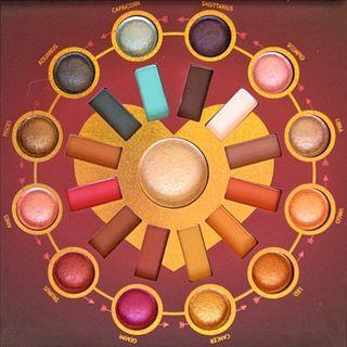 ORIGINAL BH COSMETICS Zodiac Love Signs Palette