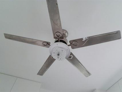 🚚 ceiling fan installation (owner buy fan)