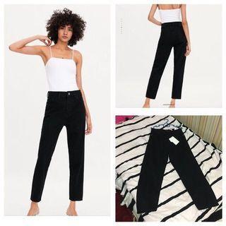 NWT Zara Mom Fits jeans