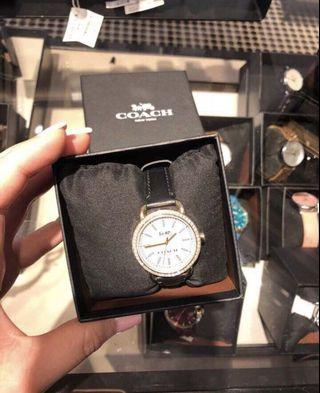 Ready Stock Authentic Coach women watch