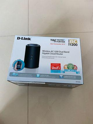 🚚 Dlink DIR 850 AC1200 home wifi wireless router