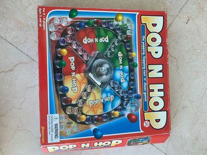 Pop N Hop kids game - ages 5 yrs old and up