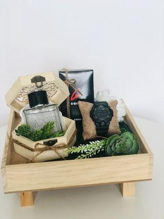 Wooden Box/Dulang