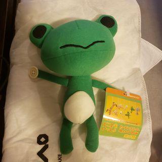 Sony Toro 貓 青蛙 公仔 日本