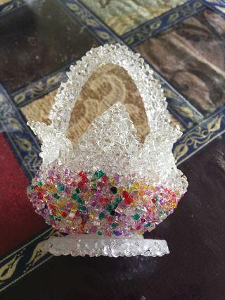 🚚 Decorative holder