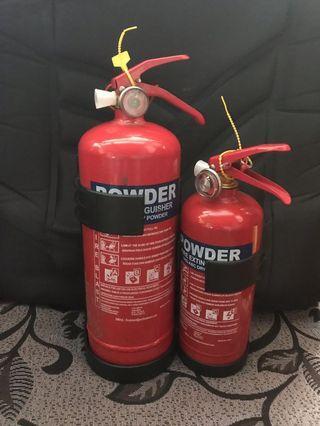 Fire Extinguisher ABC Dry Powder 1kg