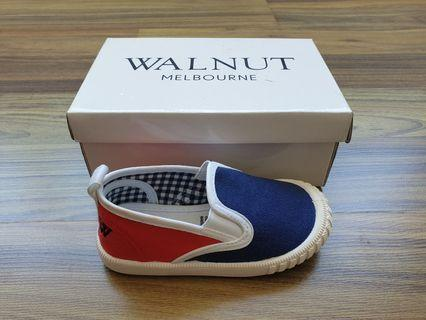 Brand New Walnut Canvas shoes for Boys
