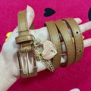Love Lock Belt