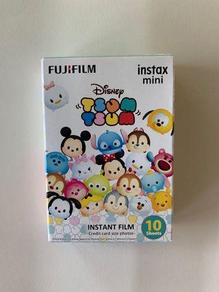 Fujifilm instax film Disney Tsum Tsum