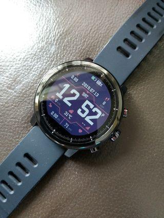 小米 Amazfit 2 運動手錶 港版 99%新 行貨 有單 有保用 全套有盒
