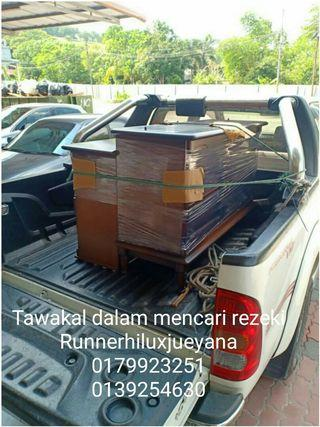 4x4 mover pick up furniture