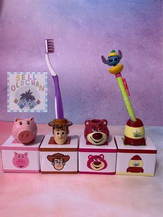 《日本代購》Toystory 牙刷座