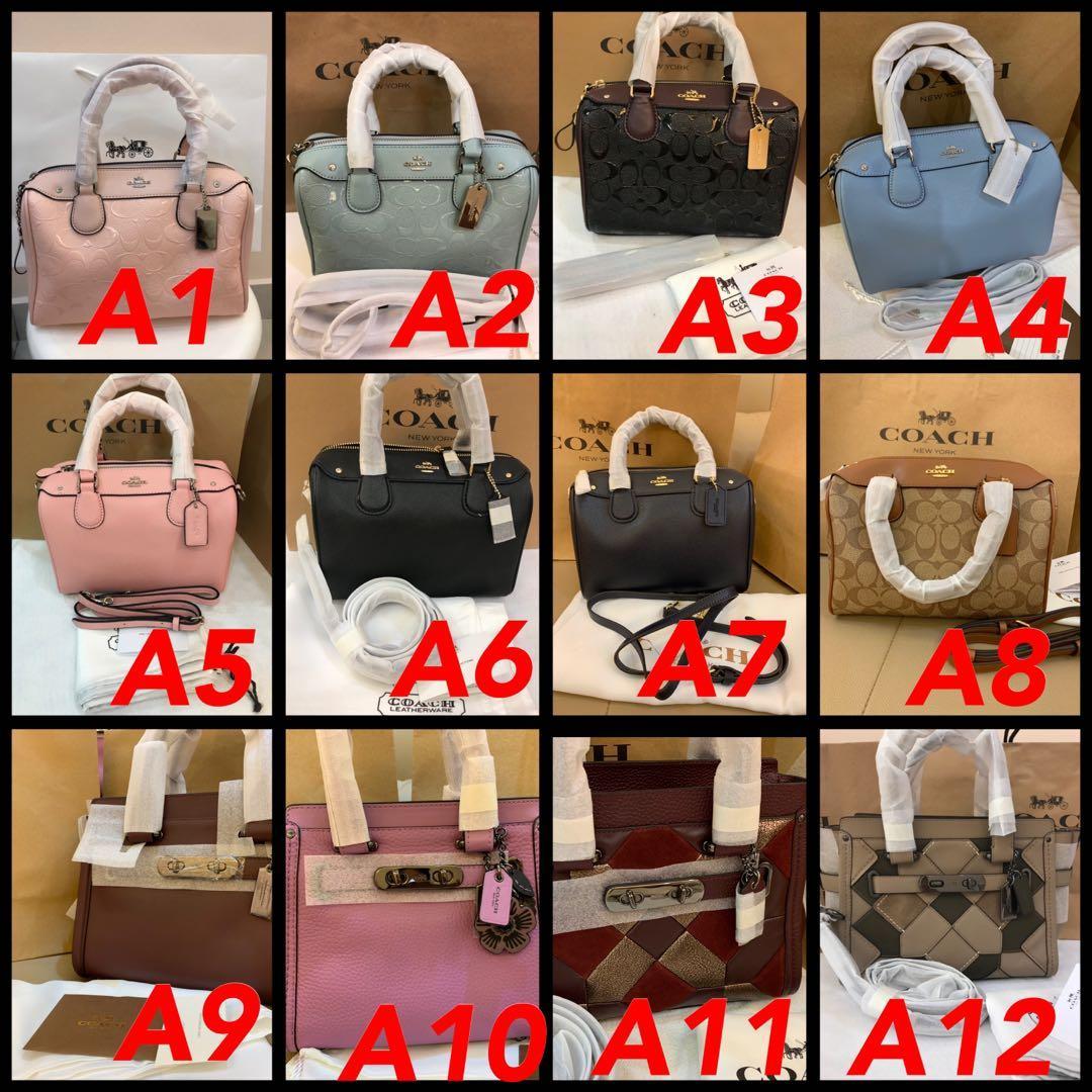 (13/07/19)Ready Stock Authentic Tory Burch handbag wallet woc sling bag wristlet