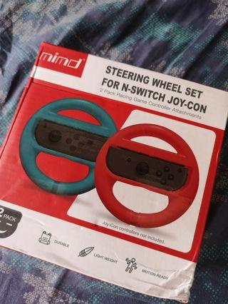 SWITCH Racing game controller