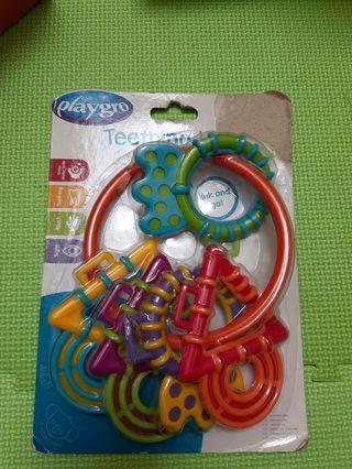 Playgro teething links