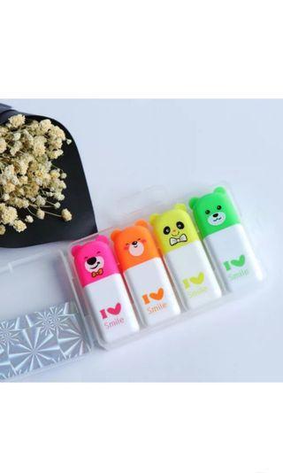 Mini Highlighter Set (Goodie Bags)