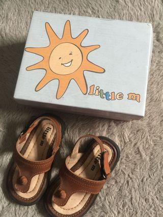 Sandal sepatu anak size 22 (untuk ank 2th)
