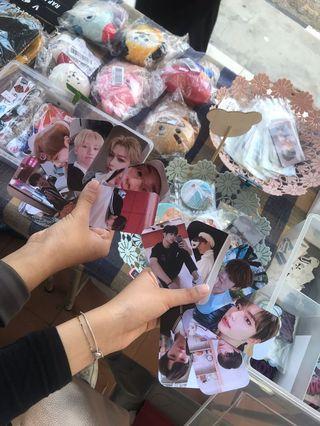 readystock kpop photocards