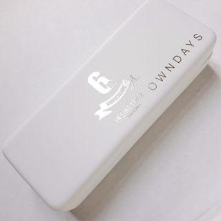 Owndays spectacle case