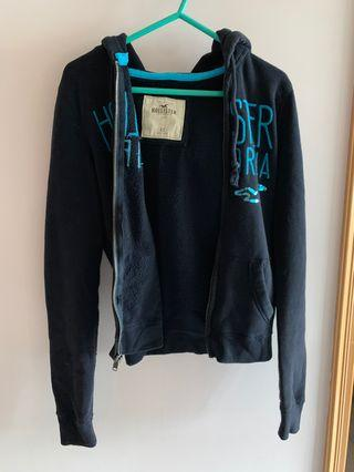Hollister Jacket in black