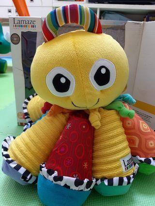 Boneka Oktopus