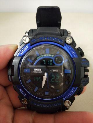 🚚 全新藍框手錶