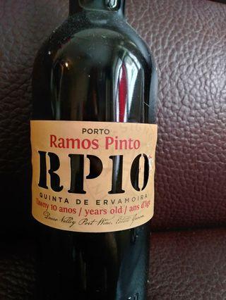 Ramos Pinto 10 years old