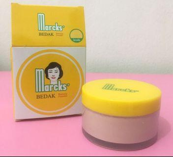 Bedak Marcks Invisible 20g