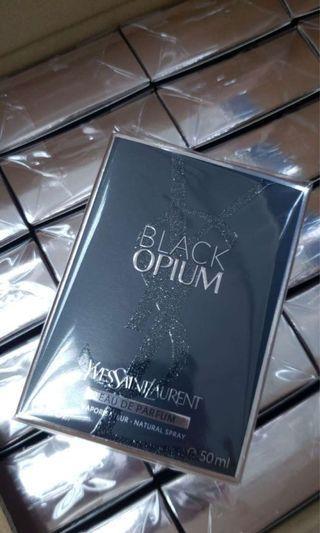 YSL BLACK OPIUM EDP香水