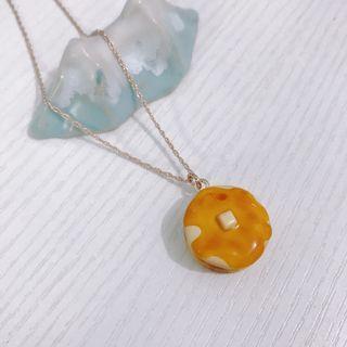 日本Earrings櫻花波波球耳環頸鏈(包平郵)