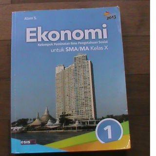 Buku SMA/MA Kelas X Kurikulum 2013 Revisi, Harga per Buku Rp 15.000