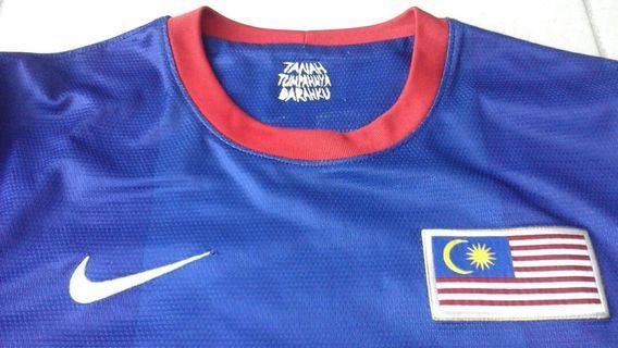 Nike 100% Original Harimau Malaya Malaysia Away Jersey
