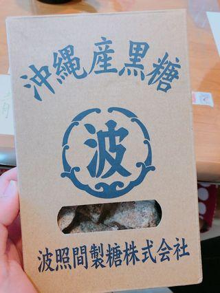 🚚 沖繩產黑糖