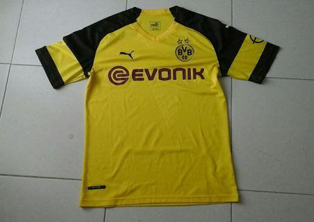 Puma Borussia Dortmund Home Jersey Large