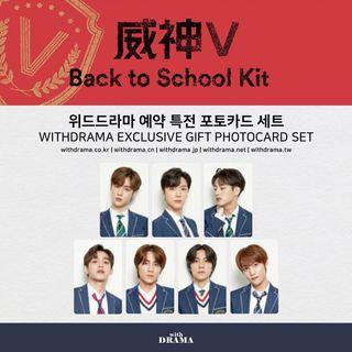 🚚 WAYV WITHDRAMA B2S PCS