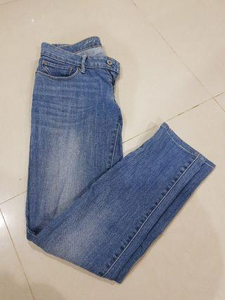 Free postage: Levis Jeans
