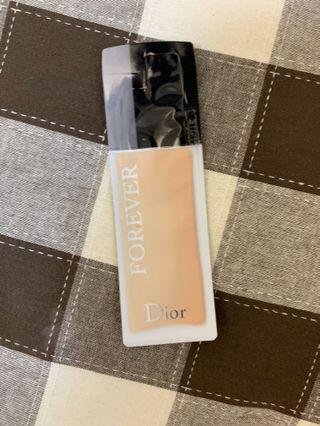 Dior 迪奧超完美持久柔霧粉底液IN 台灣專櫃貨(1)