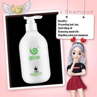 🚚 Wowo Pure Ginger Shampoo