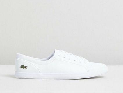 New Women's Lacoste Shoes