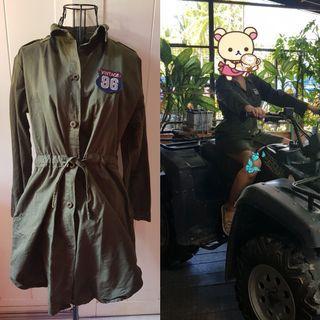 Parka Military Dress