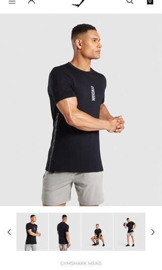 Gymshark shadow t-shirt