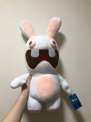 雷曼兔娃娃玩偶