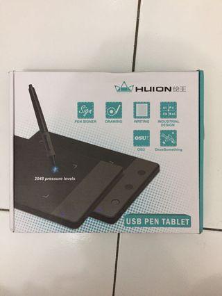 Pen tablet HUION H420