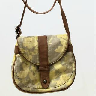 !RUSH SALE! Old Navy yellow floral crossbody bag