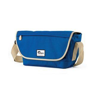 [SALE!!!! - Lowepro (Lowe Pro) Urban+ Messenger Bag (Black/Blue)