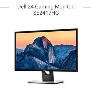 Dell 24 inch Gaming Monitor