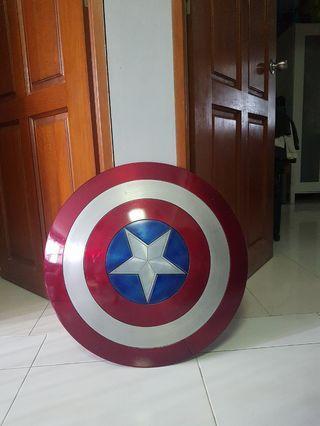 Captain america metal shield 1:1